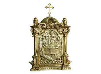 + New Baroque Tabernacle + European Made + SHIPPING AVAILABLE + chalice co.