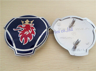 New Scania Front Grill Grille Truck / Lorry Show Cab Badge Emblem 1401610
