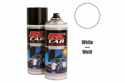 RC Car Colours - Lexan Spray Weiß 150ml (6.60 Euro pro 100 ml)