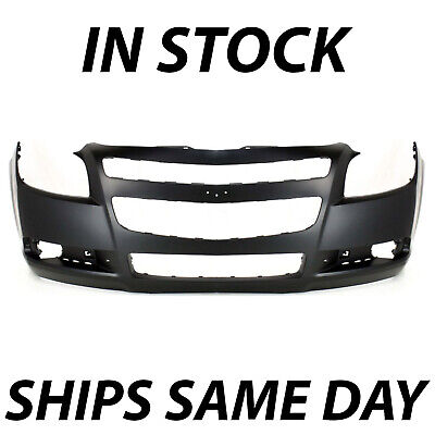 NEW Primered - Front Bumper Fascia for 2008-2012 Chevy Chevrolet Malibu 20832808