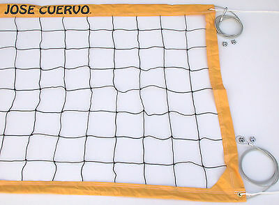 Jose Cuervo Tequila Volleyball Net Cable Top and Bottom - JCVCC