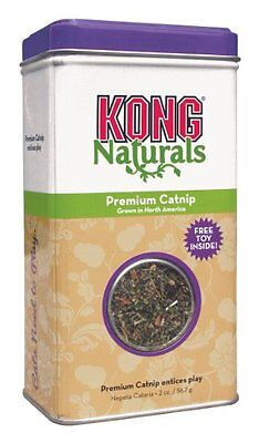 Kong Naturals Premium Catnip Free Shipping New Package Design
