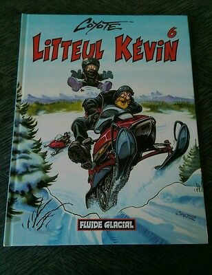 BD coyote litteul kevin tome 6 TBE VF 2-85815-288-8