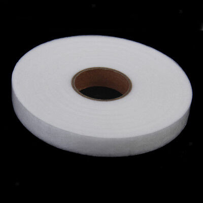 100M Wonder Web Iron On Hemming Tape Clothes Sewing Turn Up Hem 1.5cm Wide
