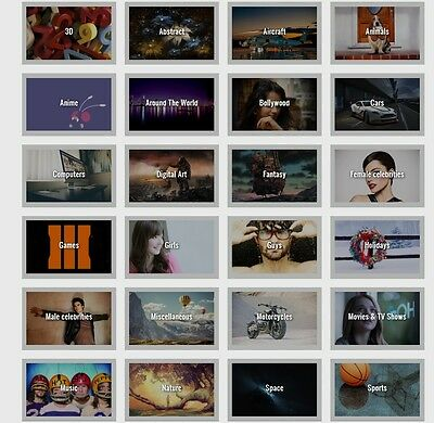 1000's Of Amazing Hd Walpaper Images From All Over + Free Positive Feedback