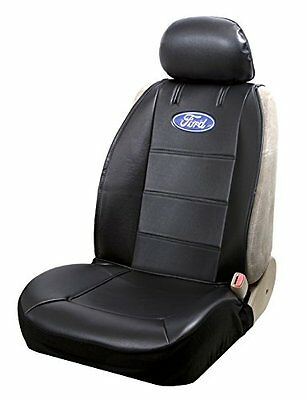 Plasticolor 008584R01 Ford Black Sideless Seat Cover New Gift