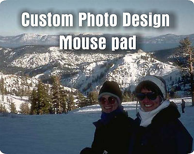 New Design Your Own Custom Made Photo Mouse Pad Mat Mousemat