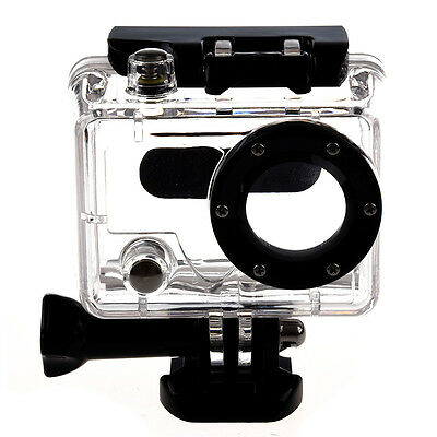 Waterproof Dive Housing Case Skeleton With Lens For Gopro Hero 2 Camera BT New