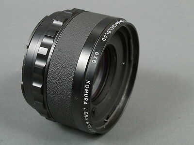 KOMURA Konverter 2x FÜR FOR HASSELBLAD V System TOP NEAR MINT