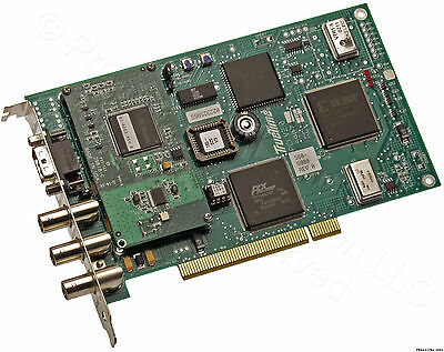 Symmetricom 560-5908 GPS-PCI-2U Atomic Clock PC Time Sync Card Frequency IRIG-B