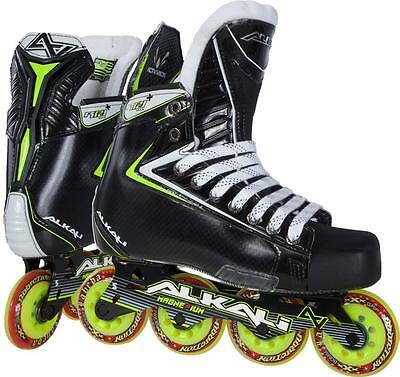 Alkali RPD Max+ Inline Roller Hockey Skates Senior Sizes *NEW*