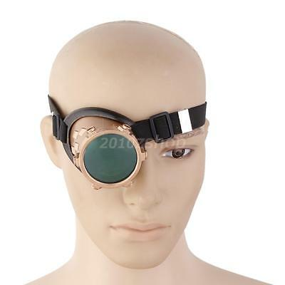 Vintage Occhiali Destra Steampunk Cyber Goggles Per Ciclope Costume Cosplay