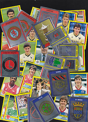 PANINI Football 87 Sticker No.441 SHREWSBURY TOWN Team Group