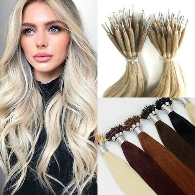 "Pre bonded Human Hair Extensions Ombre Balayage 18"" 20"" 1gram"