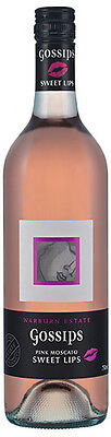 12 Gossips Sweet Lips Pink Moscato (No Delivery to WA & NT)