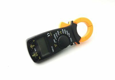 Electronic Digital Multimeter AC DC Voltage Clamp Meter Current Volt Tester Tool