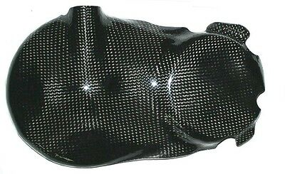 Honda Cbr600 F Pc35 99-02 Carbon Kupplungsdeckel Engine Cover Carbono Carbone