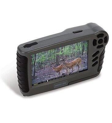 "Moultrie MFH-VWR-11 Handheld SD Game Camera Picture & Video Viewer w/4.3"" Screen"