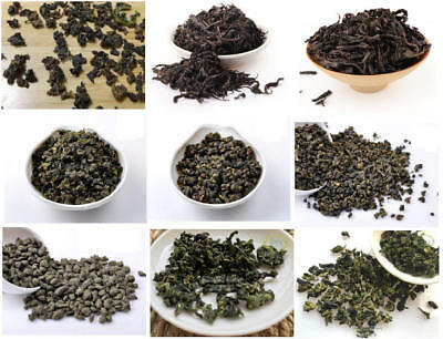 9 Types Assorted Famouse Chinese Oolong Tea 10g*9