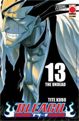 PM0312 - Planet Manga - Bleach 13 - Ristampa - Nuovo !!!