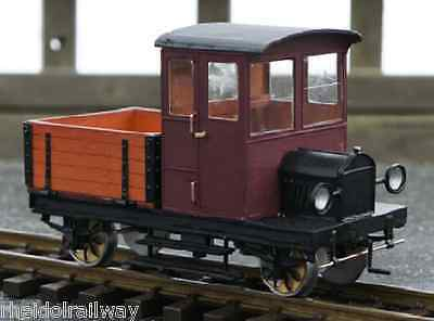 16mm Scale Garden Railway IP engineering Tralee & Dingle Pickup Kit SM32 Loco