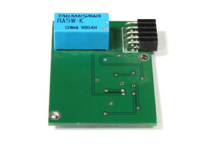 TAKAMISAWA RA5W-K Miniature Relay Module Card w/ 10 PIN CONNECTOR RELAY Platine