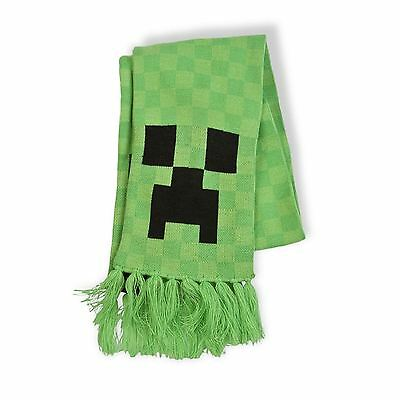 Officiall Licensed | JINX | MINECRAFT CREEPER SCARF | Mine craft Scarf