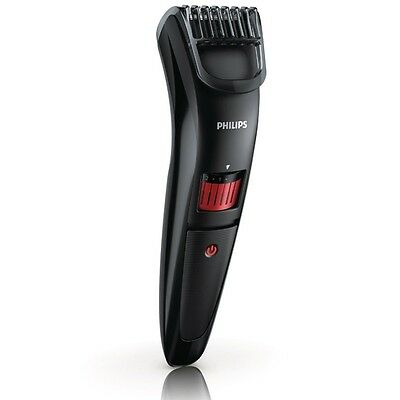 New Philips QT4005 Series 3000 Rechargeable Portable Beard Trimmer Shaver