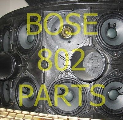 Bose 802  All Parts