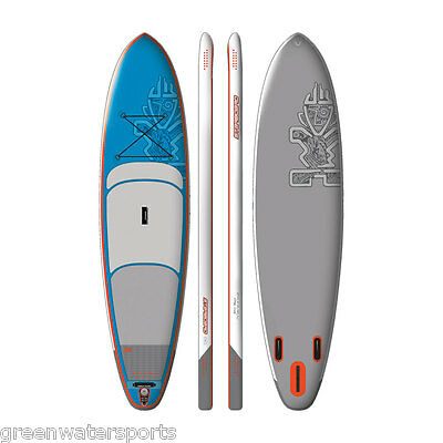 "2016 Starboard 11'2"" Astro Blend Zen Inflatable SUP paddle board"