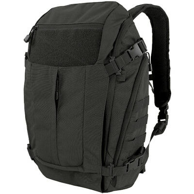 Condor Solveig Assault Hardened Hydration Security Police Molle Rucksack Black