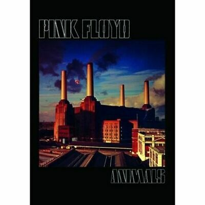 New Pink Floyd Animals Postcard Album Waters Battersea Retro Music Official Lp