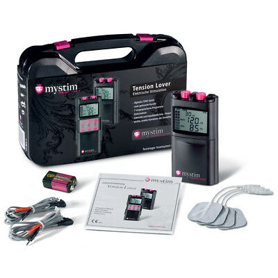 Mystim - Tension Lover Reizstrom Gerät Stimulation Massage Wellness