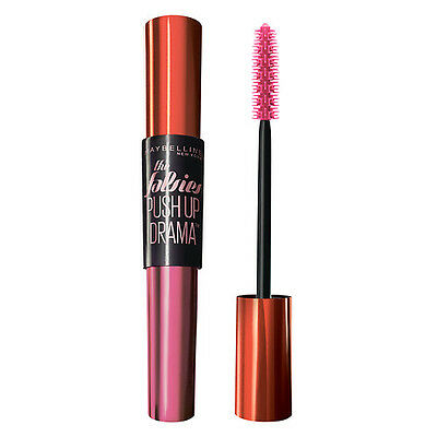 Maybelline The Falsies Push Up Drama Mascara New Sealed On Card Please Select