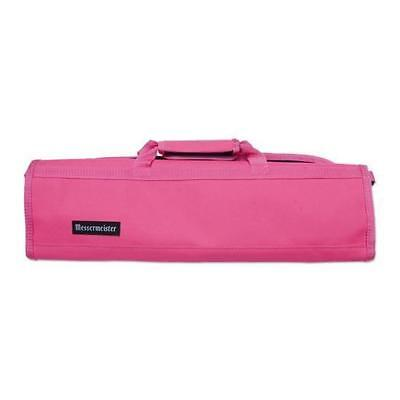 Knife Roll Bag, 8 Pocket, Pink, Messermeister, Knives / Chef / Bags / Chefs