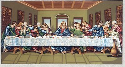 Gobelin L Tapestry/Needlepoint Canvas - The Last Supper (Medium)