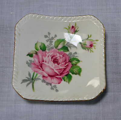 Adderley 'Floral' Butter or Pin Dish