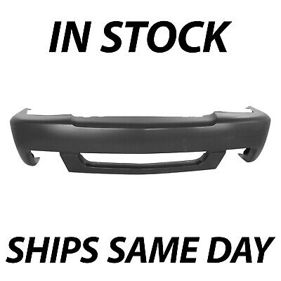 New Primered - Front Bumper Cover For 2003-2007 Chevy Silverado 1500 SS 03-07