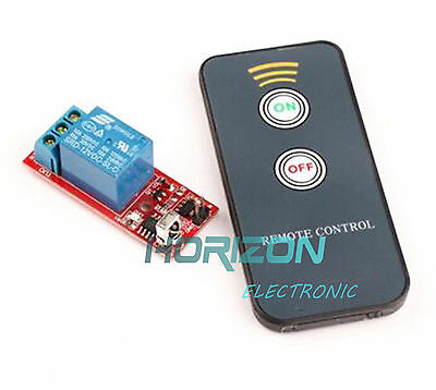 1 Channel Infrared Switch Relay Driving Module Board 12V Remote Controller best