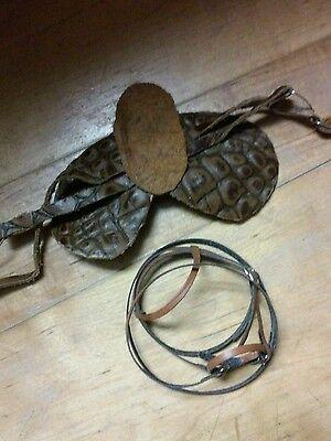 Breyer horse custom grabbag  fun tack lot bridles Arabian halter saddle