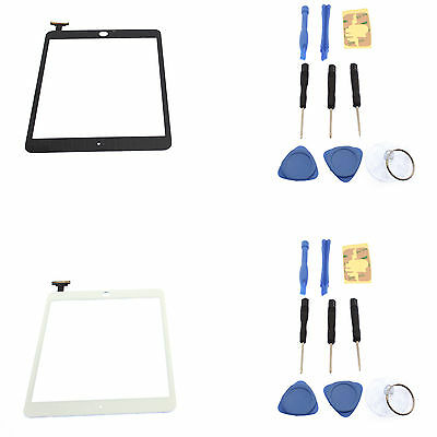 2Colors iPad Mini Replacement LCD Touch Screen Digitizer Glass With 9 Tools