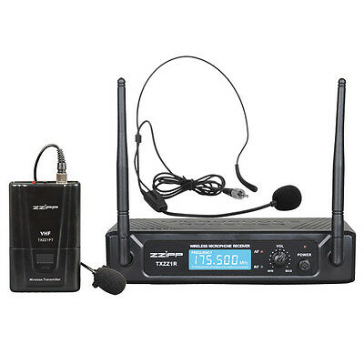 ZZIPP TXZZ113 - Radiomicrofono Archetto Wireless