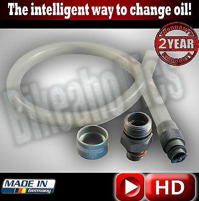 Oil drain plug one way valve M12 x 1.5 Engine sump plug replace easy oil change