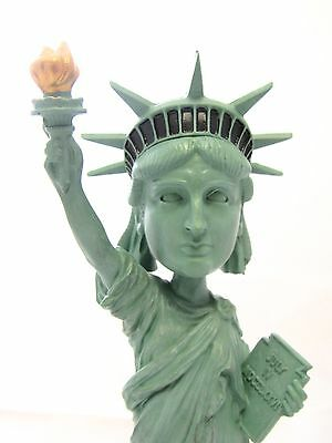 Statue of Liberty 4th of July Patriotic Bobblehead Royal Bobbles