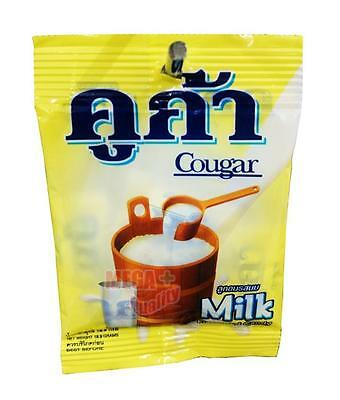 Cougar Milk Flavoured Candy Yummy Sweet 18.9 Grams (7 Tablets)