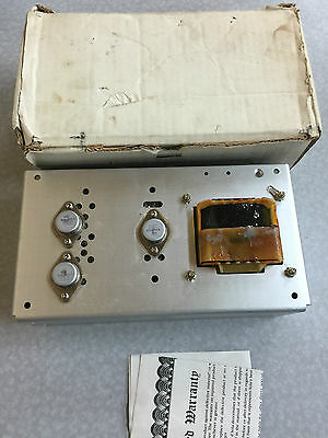 New In Box Sola Power Supply Sld-12-6034-05