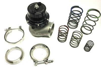 Boosted Solutions BS-66 External 66mm Wastegate Billet Turbo Twin Turbos 2000hp+