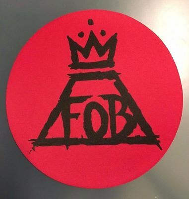 FALL OUT BOY - PC Office Mousepad Mouse Pad Mat.