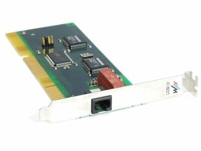 FRITZ!Card AVM isdn CONTROLLER A1 3.0 FC Internal ISA MODEM FAX ADAPTER CARD