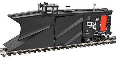 Walthers Proto Canadian National CN Russell Snowplow #55618 - HO Scale